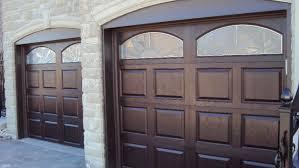 traditional gany garage door