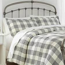 plaid comforters bedding sets the
