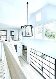 chandelier height foyer 2 story foyer chandelier two story foyer lighting cottage with trim 2 chandelier