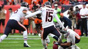 Eddy Pineiro 53 Yard Fg For 16 14 Win Over Denver Broncos
