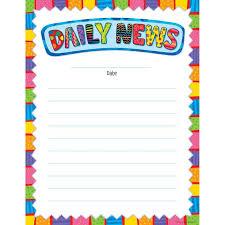 Daily News Chart