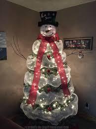 snowman-christmas-tree