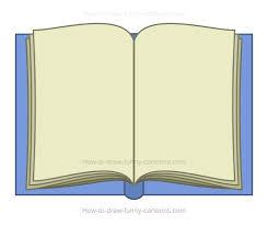 510x427 to draw a cartoon book
