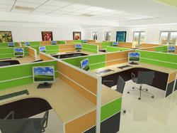 corporate office interior design. corporate office interior designing it service provider from pune design