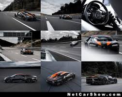 It is a maximum speed record for a production. Bugatti Chiron Super Sport 300 2021 Pictures Information Specs