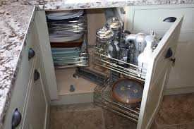 Clever Storage For Small Kitchens Cabinets Storages Fascinating Brilliant Small Kitchen Storage