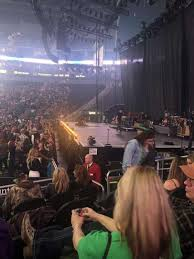 Sprint Center Seating Chart Rows Sprint Center Section 115 Home Of Kansas City Command