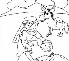 Small Picture Good samaritan coloring page the good samaritan colouring sheet