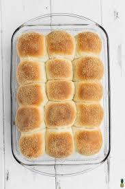 Vegan Pandesal Filipino Bread Rolls