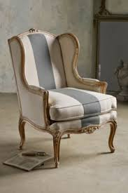 vintage upholstered chair. Interesting Chair Sophie Wing Back Bergere  Antique Wingback Chair Upholstered  Chair  Soft Surroundings On Vintage C