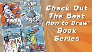Force Character Design Dynamic Drawing Books With Force
