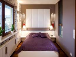 Single Bedroom Small Bedroom Astounding Modern Minimalist Bedroom Design With White