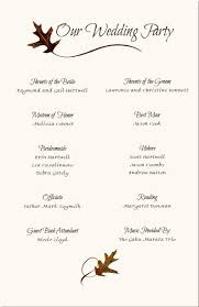 sample wedding program wording wedding program templates free wording program samples