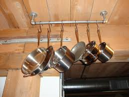 Kitchen Ceiling Hanging Rack Kitchen Red Hanging Pot Rack Hanging Kitchen Pot Rack Ceiling