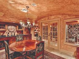 today wine cellars boast the most exquisite designs some come with their own dining salons and side rooms with racks for displaying wine collections