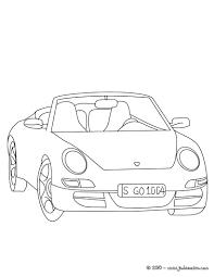 Coloriage De Porsche 911 L L L L L L L L L L