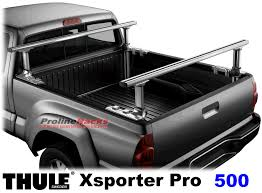 Thule 500 Xsporter Pro Pickup Truck Aluminum Bed Ladder Rack