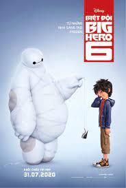 Trung Tâm Chiếu Phim Quốc Gia-Biệt đội big hero 6 (2D-LT) - P