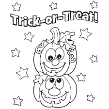 Small Picture Halloween Coloring Pages Halloween Coloring Sheets Printable Pages