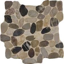 found it at wayfair mix river 12 x 12 quartz pebble mosaic tile