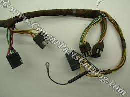 taillight wiring harness standard early before 1 3 1967 1969 cougar wiring harness taillight wiring harness standard early before 1 3 1967 grade a used ~ 1967 mercury cougar (19159) at west coast classic cougar the definitive