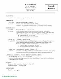 Work Experience On A Resume Example Awesome 16 Lovely Sample Social ...