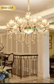 Großhandel Led Esszimmer Beleuchtung Lampe Moderne Led Kronleuchter Kristall Kronleuchter Licht Glas Kronleuchter Lampen Gold Kronleuchter Lichter Von