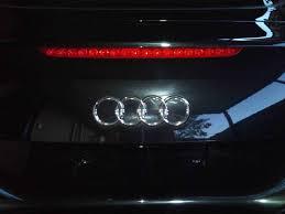 Audi Rear Light Bulb 3rd Brake Light Replacement On 2007 Tt Audiforums Com