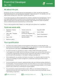 viomedo job description frontend developer viomedo job fe report spam or adult content