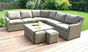 curved patio couches couch cushions