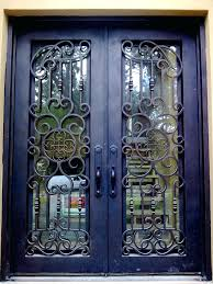 one of our favorite custom wrought iron entry doors dream home front doors wrought iron and glass front entry doors door design wrought iron and glass