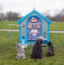 Dog Treat Vending Machine Amazing Bakers Design Vending Machine That Makes Dogs Work For Their Treats