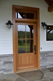 Free Single Front Doors Exterior Door With Transom Ideas Www