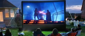 best outdoor projectors and best backyard projector 2019