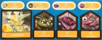 Skylanders Trap Team Light Trap Masters Question Marks No More Two New Elements Fully Explained