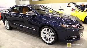 2015 chevy impala ltz. Brilliant Ltz 2015 Chevrolet Impala LTZ  Exterior And Interior Walkaround Ottawa  Gatineau Auto Show YouTube Throughout Chevy Ltz U