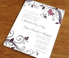 Design My Own Invitation Template Designing My Own Wedding