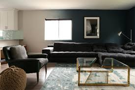 Modern Wall Colors For Living Room Add Drama To Your Home With Dark Moody Colors Hgtvs Decorating