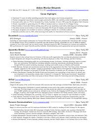 Inspire Product Manager Resume Sample Featuring Career Highlights