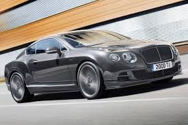 Used 2014 Bentley Continental GT Speed Coupe Pricing - For Sale ...
