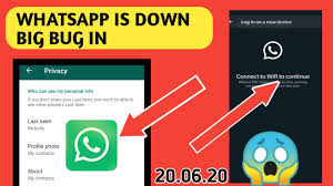 WhatsApp Last Seen and online Status not Showing Problem -Failed to Update  Privacy Settings - YouTube