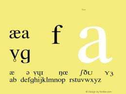 The phonetic symbols used in this ipa chart may be slightly different from what you will find in other sources, including in this comprehensive ipa chart for english dialects in wikipedia. Phonetic Alphabet Font Phonetic Alphabet Converted From C Emstt Pha Tf1 By Alltype Font Ttf Font Uncategorized Font Fontke Com