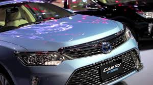 2015 All-New Toyota Camry Debuts in Thailand - YouTube
