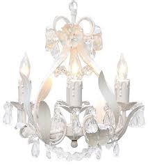 wrought iron fl crystal chandelier