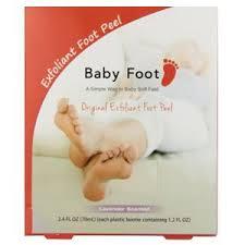 baby foot exfoliant foot l