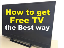 tv no cable. how to get free tv watch digital channels without paying cable or satellite fees tv no
