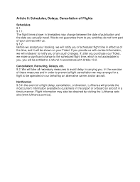 Sample Doctors Note For Travel Cancellation Lufthansa Airlines