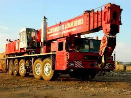 Tadano Faun Tg 800 E 80 Ton Skv Construction Cranes