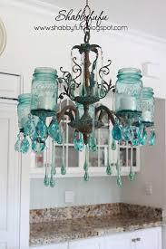 mason jar lights turquoise mason jar chandelier diy ideas with mason jars for outdoor
