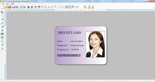 Name Employee Software Badges Identity Student Maker Id Make Card Cards